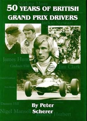 Picture of 50 YEARS OF BRITISH GRAND PRIX DRIVERS