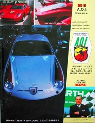 Picture of ABARTH OWNERS INTERNATIONAL 007/91: PART III FIAT ABARTH 750-850 GRAN TURISMO