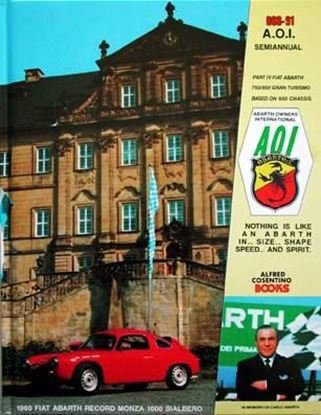 Picture of ABARTH OWNERS INTERNATIONAL 008/91: PART IV FIAT ABARTH 750-850 GRAN TURISMO