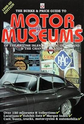 Picture of MOTOR MUSEUMS GUIDE 1999/2000