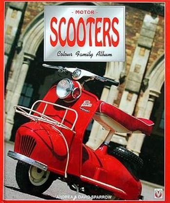 Picture of MOTOR SCOOTERS COLOUR FAMILY ALBUM
