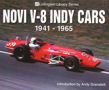 Picture of NOVI V-8 INDY CARS 1941/1965