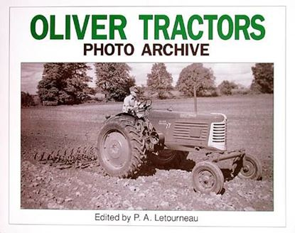 Picture of OLIVER TRACTORS PHOTO ARCHIVE