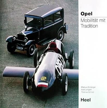 Picture of OPEL MOBILITÄT MIT TRADITION