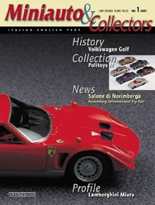 Picture of MINIAUTO & COLLECTORS 01/2001: SPECIALE SALONE NORIMBERGA