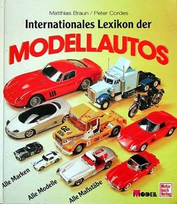 Immagine di MODELLAUTOS INTERNATIONALES LEXIKON