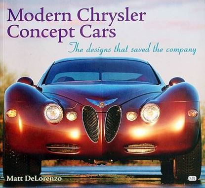Picture of MODERN CHRYSLER CONCEPT CARS: THE DESIGNS THAT SAVE THE COMPANY
