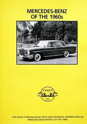 Picture of MERCEDES-BENZ OF THE 1960S
