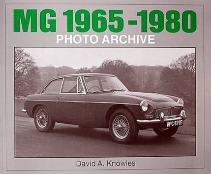 Picture of MG 1965-80 PHOTO ARCHIVE