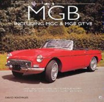 Immagine di MGB INCLUDING MGC & MGB GT V8