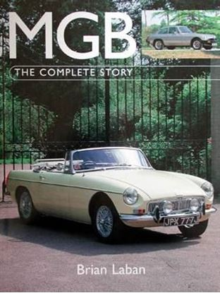 Immagine di MGB THE COMPLETE STORY