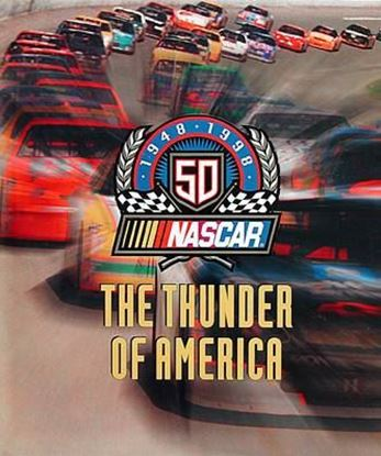 Picture of NASCAR: THE THUNDER OF AMERICA 1948/1998