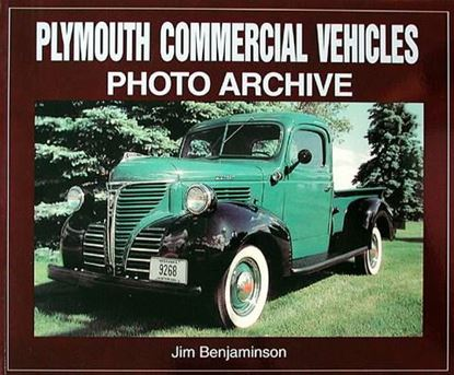 Immagine di PLYMOUTH COMMERCIAL VEHICLES PHOTO ARCHIVE