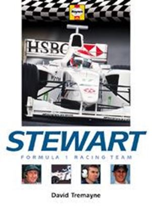 Picture of STEWART: FORMULA 1 RACING TEAM