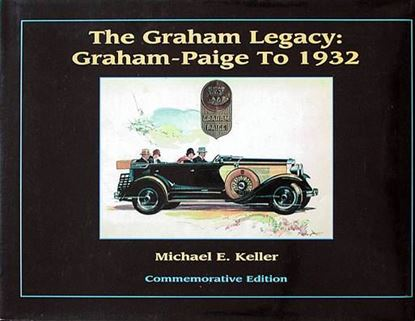 Immagine di THE GRAHAM LEGACY GRAHAM-PAIGE TO 1932