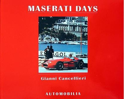 Picture of MASERATI DAYS - NUMBERED EDITION