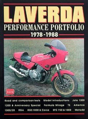 Picture of LAVERDA PERFORMANCE PORTFOLIO 1978/88
