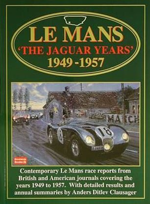 Picture of LE MANS THE JAGUAR YEARS 1949/57