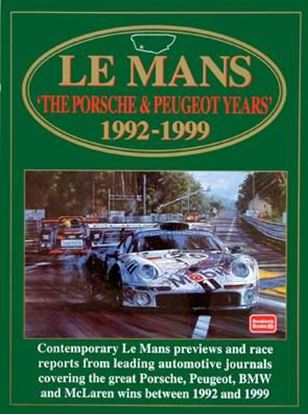 Picture of LE MANS: THE PORSCHE & PEUGEOT YEARS 1992/99