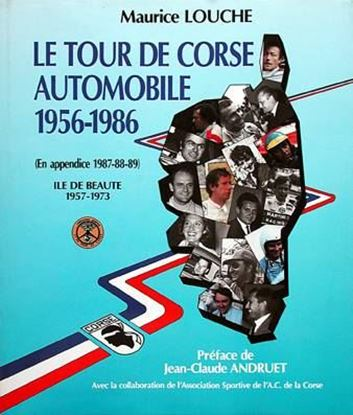 Picture of LE TOUR DE CORSE AUTOMOBILE 1956/1986