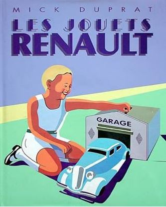 Picture of LES JOUETS RENAULT