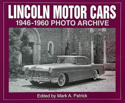Picture of LINCOLN MOTOR CARS 1946/1960 PHOTO ARCHIVE