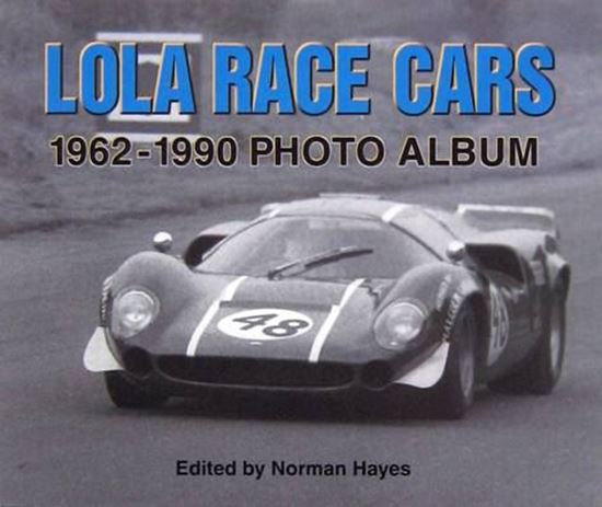 Immagine di LOLA RACE CARS 1962/1990 PHOTO ALBUM