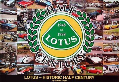 Immagine di LOTUS 1948 TO 1998 HISTORIC HALF CENTURY