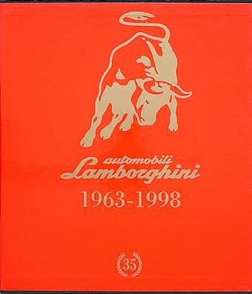 Picture of LAMBORGHINI CATALOGUE RAISONNÉ 1963/98