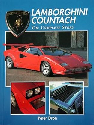 Immagine di LAMBORGHINI COUNTACH THE COMPLETE STORY
