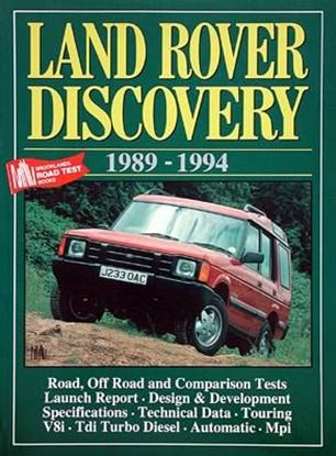 Picture of LAND ROVER DISCOVERY 1989/94