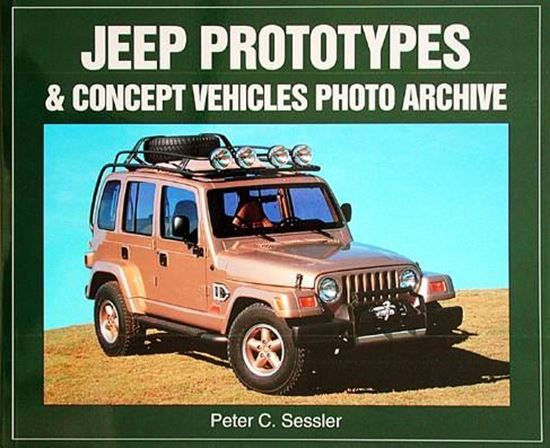 Picture of JEEP PROTOTYPES & CONCEPT VEHICLES PHOTO ARCHIVE