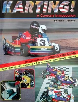 Picture of KARTING! A COMPLETE INTRODUCTION