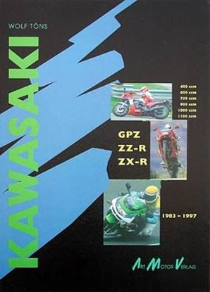 Picture of KAWASAKI 1983/1997 GPZ ZZ-R ZX-R