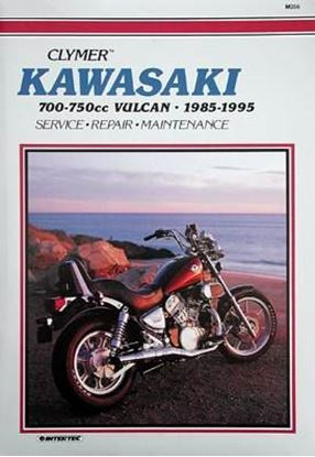 Picture of KAWASAKI 700-750cc VULCAN 1985-95 - M356 - CLYMER REPAIR MANUALS