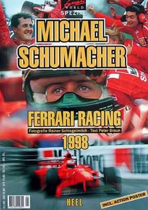 Immagine di MICHAEL SCHUMACHER - FERRARI RACING 1998