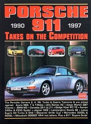 Immagine di PORSCHE 911 1990/97 TAKES ON THE COMPETITION