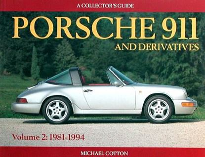 Immagine di PORSCHE 911 AND DERIVATIVES VOL. 2 1981/1994 Ed. brossura/Softbound ed.