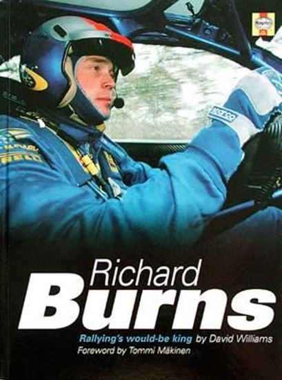 Picture of RICHARD BURNS