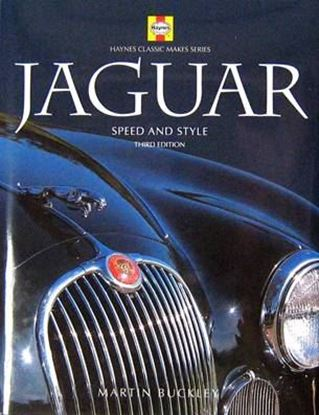 Picture of JAGUAR: SPEED AND STYLE
