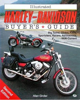 Picture of ILLUSTRATED HARLEY-DAVIDSON BUYER'S GUIDE 1936/91