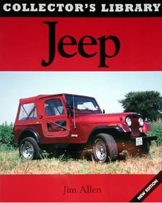 Immagine di JEEP - COLLECTOR'S LIBRARY