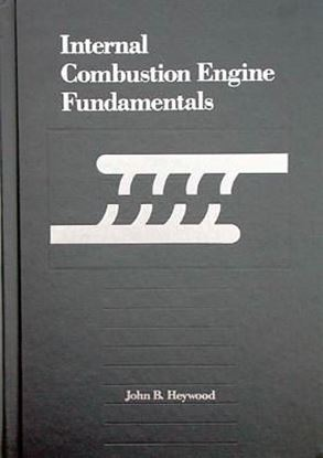 Picture of INTERNAL COMBUSTION ENGINE FUNDAMENTALS