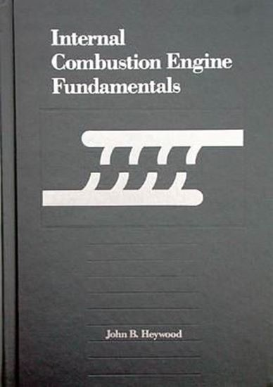 Immagine di INTERNAL COMBUSTION ENGINE FUNDAMENTALS