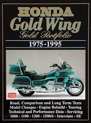 Picture of HONDA GOLD WING 1975/95 GOLD PORTFOLIO