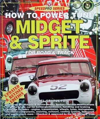 Picture of HOW TO POWER TUNE MIDGET & SPRITE FOR ROAD & TRACK