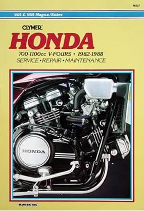 Picture of HONDA 700-1100 VF 1982-88 - M327 - CLYMER REPAIR MANUALS