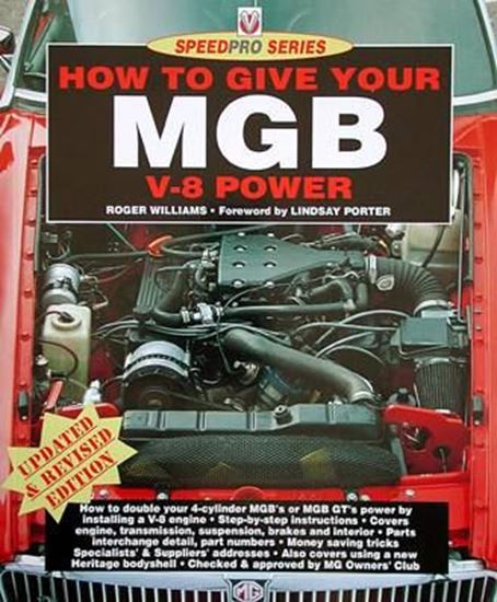 Immagine di HOW TO GIVE YOUR MGB V8 POWER