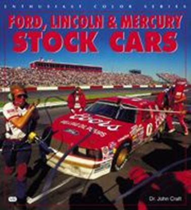 Picture of FORD, LINCOLN & MERCURY STOCK CARS