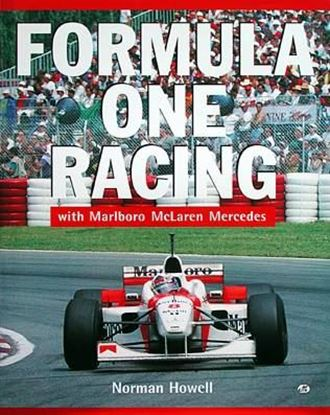 Picture of FORMULA ONE RACING WITH MARLBORO MCLAREN MERCEDES